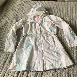 Lulu lemon light weight raincoat